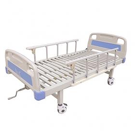 万博网页版登陆页面病床-ABS床头铝合金护栏移动式万博网页版登陆页面床单摇款