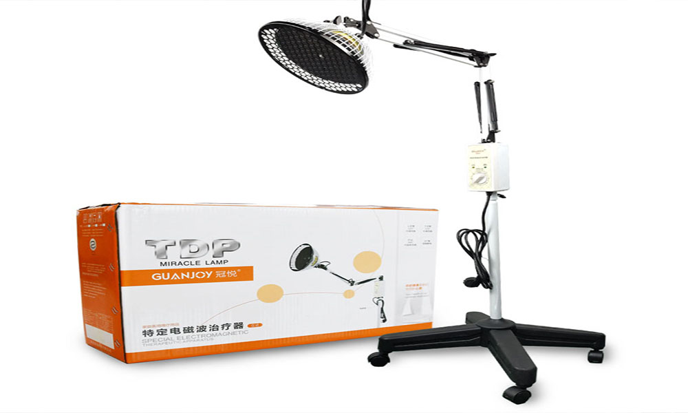 万博中国官网手机登录特定电磁波治疗器L-23A立式大头如何使用?